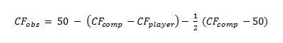 QoC formula